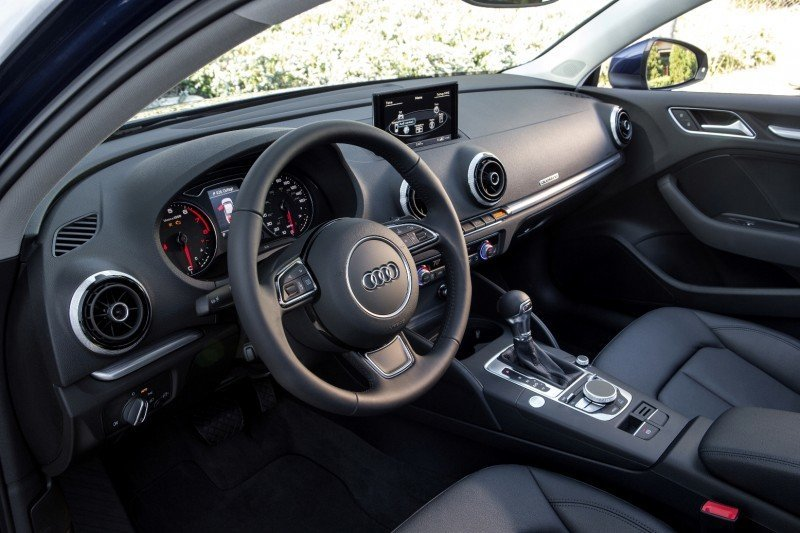 Update1 - Road Test Review - 2015 Audi A3 Sedan 1.8T FWD 19