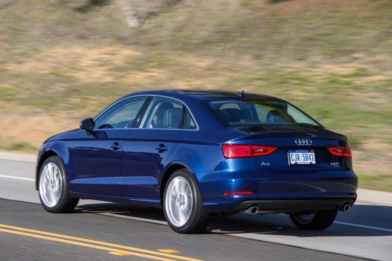 Update1 - Road Test Review - 2015 Audi A3 Sedan 1.8T FWD 3