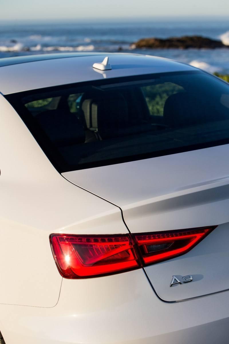 Update1 - Road Test Review - 2015 Audi A3 Sedan 1.8T FWD 30