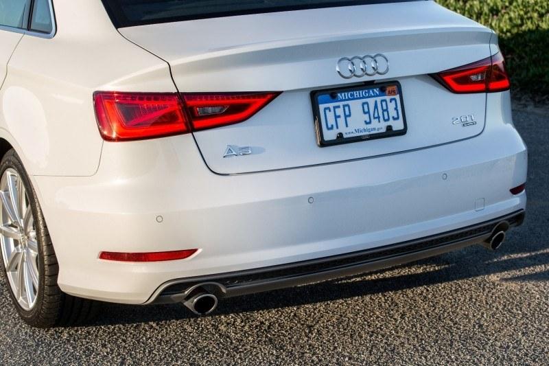 Update1 - Road Test Review - 2015 Audi A3 Sedan 1.8T FWD 33