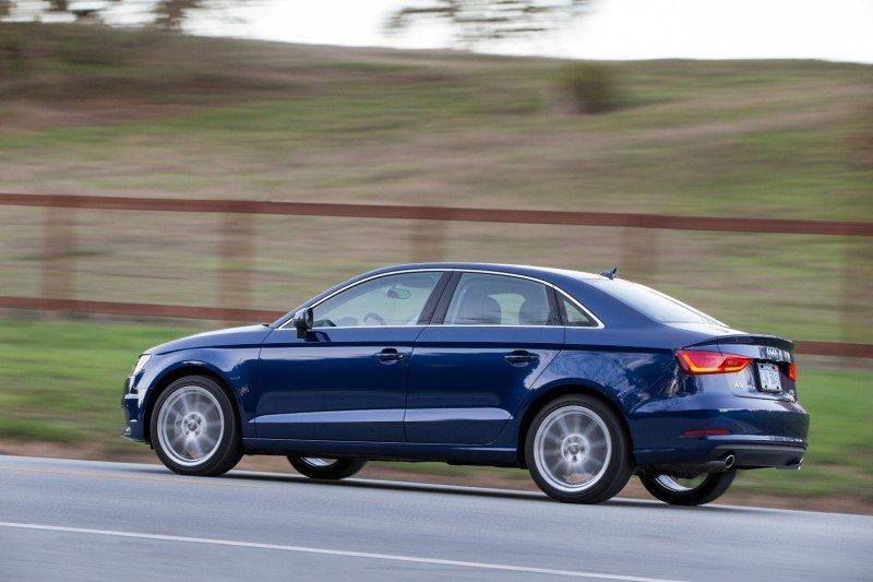 Update1 - Road Test Review - 2015 Audi A3 Sedan 1.8T FWD 9