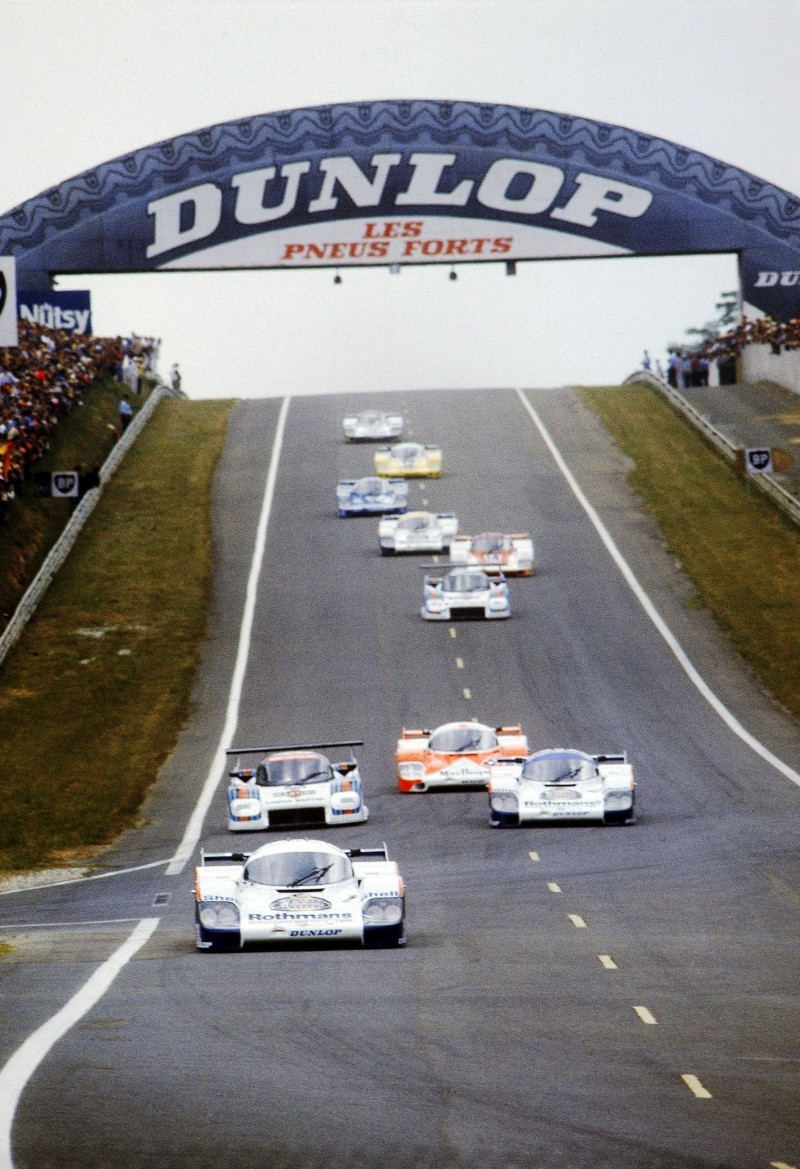 Update1 - The Porsche Story in 99 Rare Photos - A Winners Racing Legacy 11