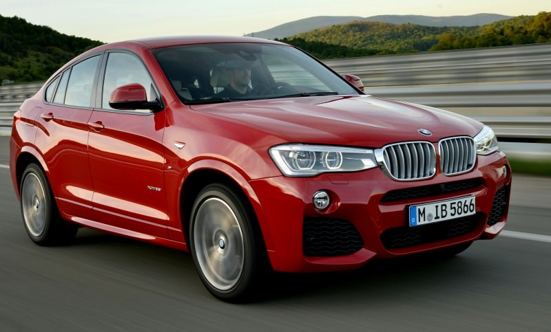 Update2 Debut Photos - 2015 BMW X4 Arriving Now to USA BMW Dealers 15