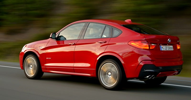 Update2 Debut Photos - 2015 BMW X4 Arriving Now to USA BMW Dealers 16