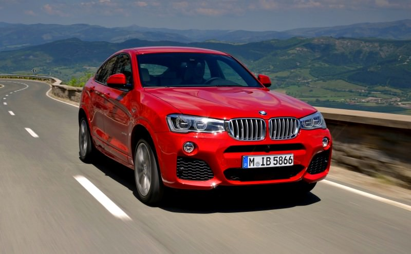 Update2 Debut Photos - 2015 BMW X4 Arriving Now to USA BMW Dealers 30