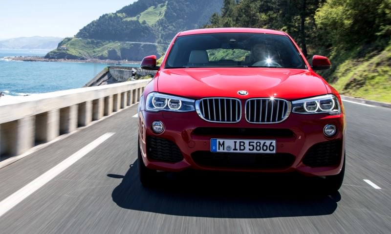 Update2 Debut Photos - 2015 BMW X4 Arriving Now to USA BMW Dealers 45