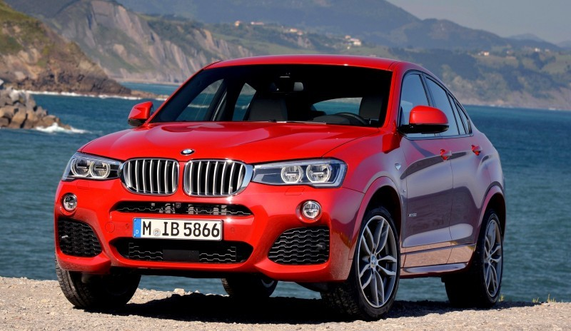 Update2 Debut Photos - 2015 BMW X4 Arriving Now to USA BMW Dealers 70