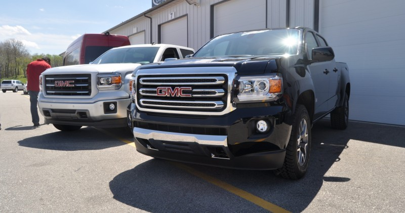 Updated With Real-Life Photos 302HP 2015 GMC Canyon All-Terrain 6