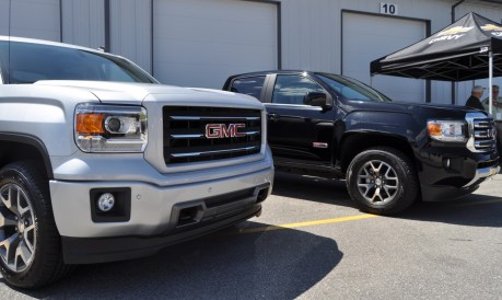 Updated With Real-Life Photos 302HP 2015 GMC Canyon All-Terrain 8