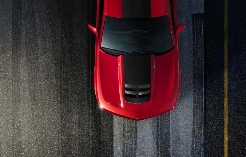 Updated with 40 New Photos - 2014 Chevrolet Camaro ZL1 Convertible Blasts Off for 3.9-second 60-mph Sprints 64