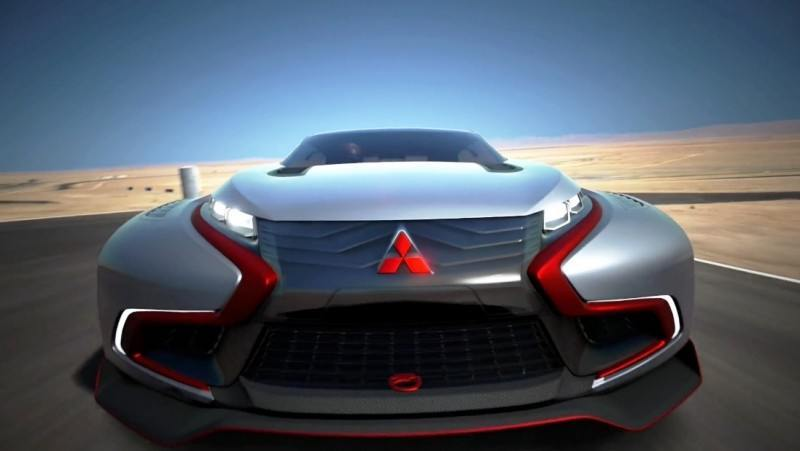 Vision GranTurismo Scores a Super Evo! Mitsubishi Concept XR-PHEV is Super Widetrack Racer 28