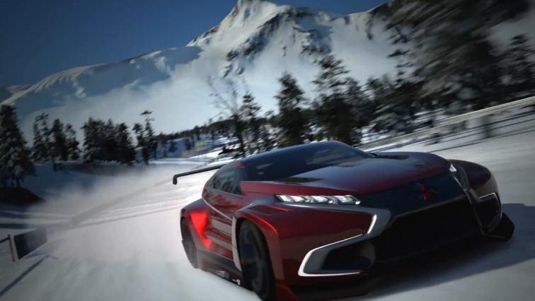 Vision GranTurismo Scores a Super Evo! Mitsubishi Concept XR-PHEV is Super Widetrack Racer 42