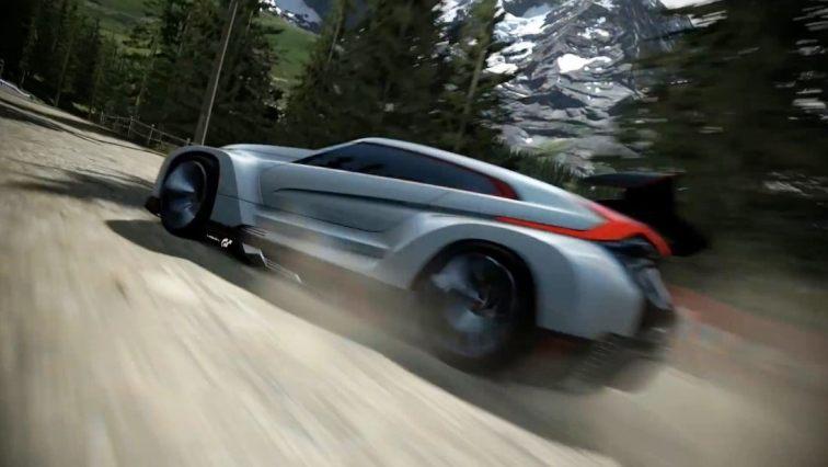 Vision GranTurismo Scores a Super Evo! Mitsubishi Concept XR-PHEV is Super Widetrack Racer 46