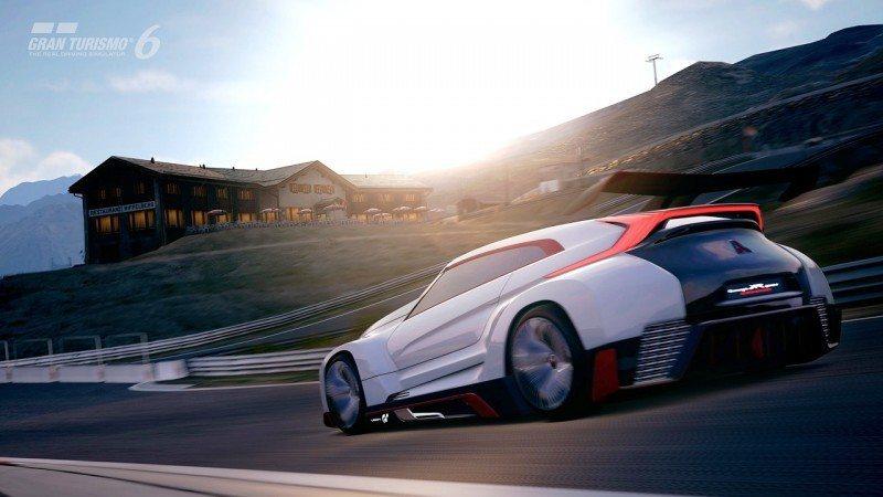 Vision GranTurismo Scores a Super Evo! Mitsubishi Concept XR-PHEV is Super Widetrack Racer 77