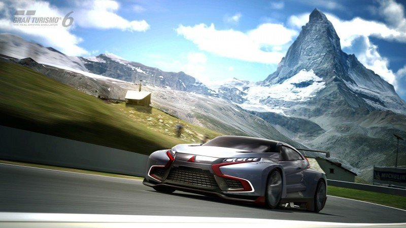 Vision GranTurismo Scores a Super Evo! Mitsubishi Concept XR-PHEV is Super Widetrack Racer 79