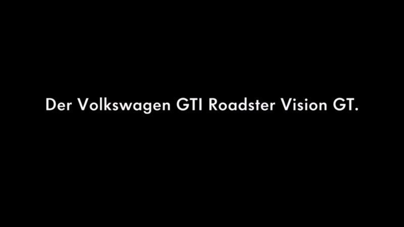Volkswagen GTI Roadster Vision Gran Turismo Scores 4Motion and 500HP Twin-Turbo VR6 20