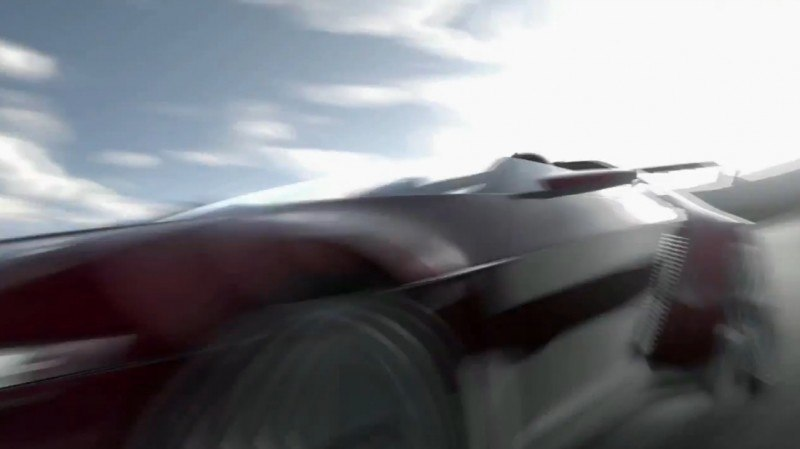 Volkswagen GTI Roadster Vision Gran Turismo Scores 4Motion and 500HP Twin-Turbo VR6 8