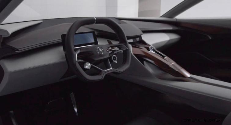 Worst of NAIAS - 2016 Acura Precision Concept 23