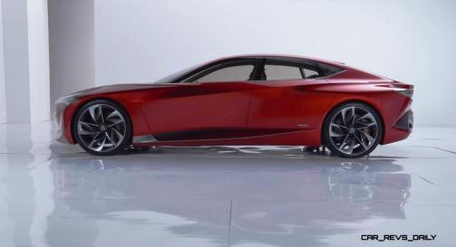 Worst of NAIAS - 2016 Acura Precision Concept 9