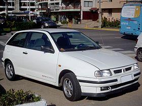 ibiza voiture