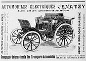 voiture electrique tesla prix