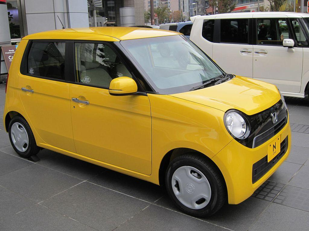 voiture honda