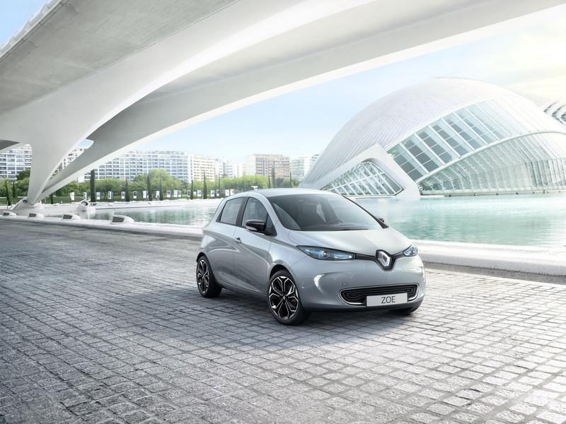 Renault 2019 年電動車銷量創新高 : 香港第一車網 Car1.hk