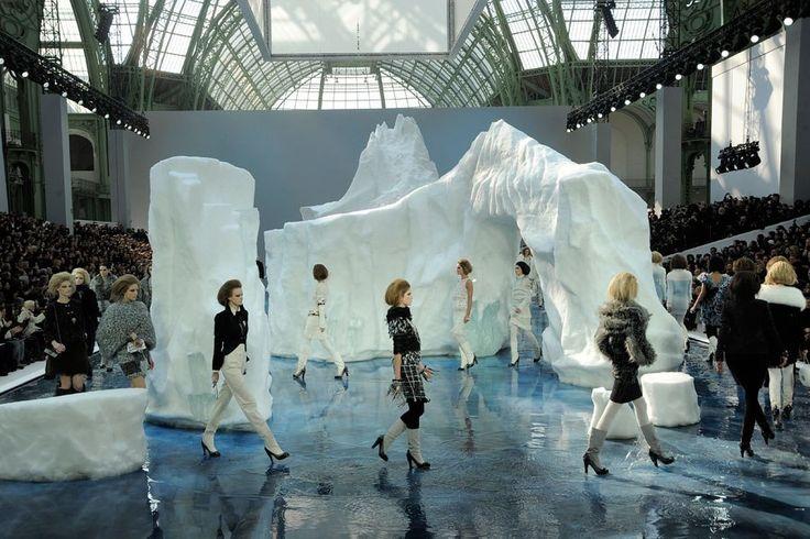 Chanel Fashion Show 2012
