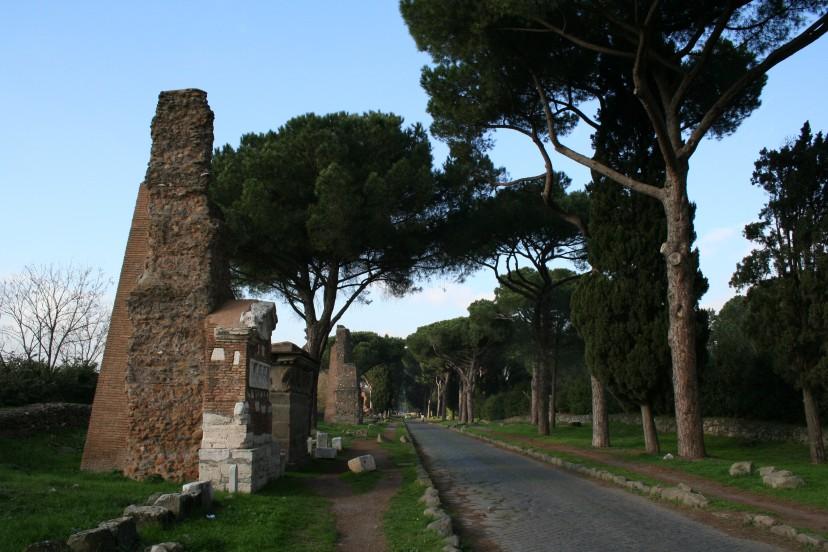 Via Appia Antica, Rome