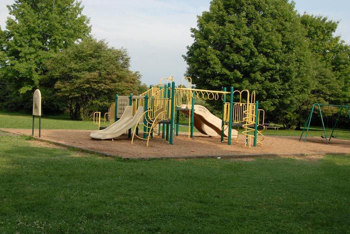 Carabs Photo Spruce Run Recreation Area Grass Play Area