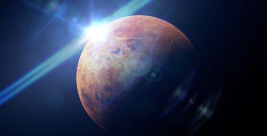 Venus: dimensiones, composición, atmósfera y características