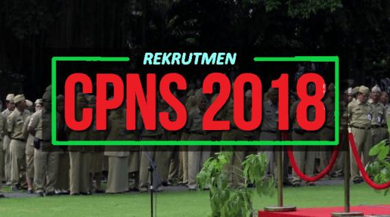 Syarat Pendaftaran CPNS 2018 Lulusan SMA