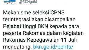 Cara Daftar CPNS Kota Banjarbaru 2018 Lulusan SMA SMK D3 S1