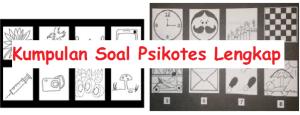 Contoh Soal Psikotes PDF Terbaru Gratis Download