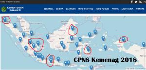 Daftar Alamat PO BOX Pengiriman Berkas Seleksi CPNS Kemenag 2018