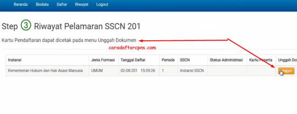 Cara Upload Dokumen Persyaratan CPNS_11