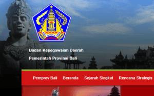 Hasil Tes SKB CPNS Provinsi Bali 2018 Lulus Wawancara Psikotes