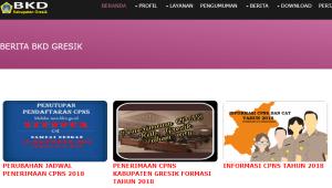 Hasil Akhir Seleksi CPNS Kabupaten Gresik 2018