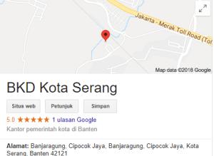 Jadwal dan Lokasi Tes SKD CPNS Kota Serang 2018