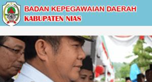 Pengumuman Hasil Tes SKD CPNS Kabupaten Nias 2018