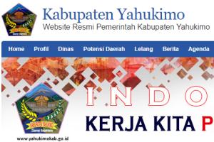 Pengumuman Hasil Tes SKD CPNS 2018 Kabupaten Yahukimo