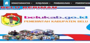 Pengumuman Hasil Tes SKD CPNS Kabupaten Belu 2018