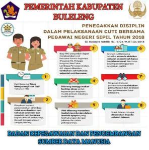 Pengumuman Hasil Tes SKD CPNS Kabupaten Buleleng 2018