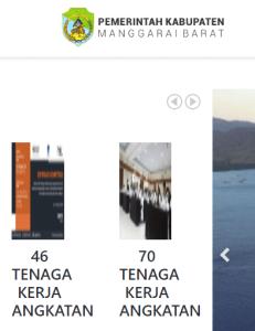 Pengumuman Hasil Tes SKD CPNS Kabupaten Manggarai Barat 2018