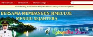 Pengumuman Hasil Tes SKD CPNS Kabupaten Simeulue 2018