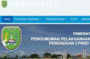 Pengumuman Hasil Tes CAT SKD CPNS Kabupaten Sukamara 2018