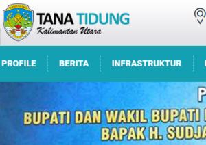 Pengumuman Hasil Tes CAT SKD CPNS Kabupaten Tana Tidung 2018