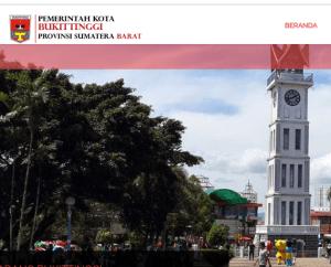 Pengumuman Hasil Tes SKD CPNS Kota Bukittinggi 2018
