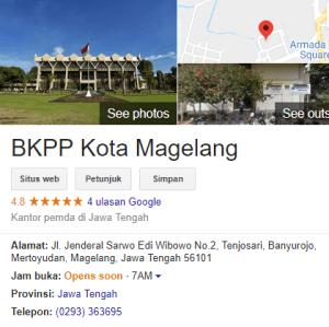 Pengumuman Hasil Tes SKD CPNS Kota Magelang 2018