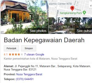 Jadwal Pendaftaran CPNS Kota Mataram 2021 Lulusan SMA SMK D3 S1 S2
